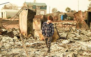 加州大火致死86人 原因多重