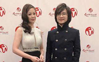 林隆璇为新歌变身 赴美商演与王馨平再携手