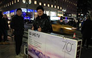 華人黑五搶購  「很冷但很興奮」