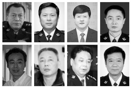 130多個被通報落馬的中共公安局長(5)