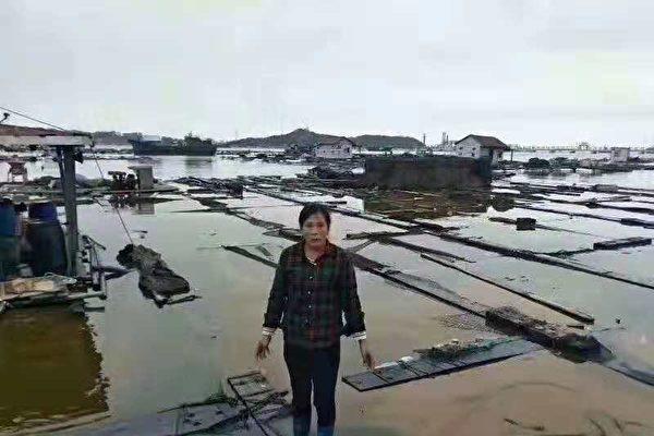 泉港碳九泄漏 渔民述全过程 质疑官方通报
