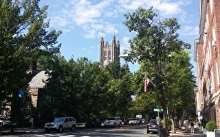 新州四大学入围全球最佳大学名单