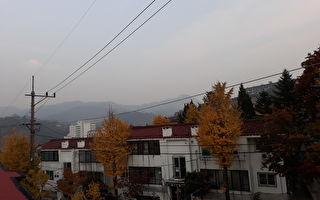 中国阴霾来袭 韩政府对策引民众质疑