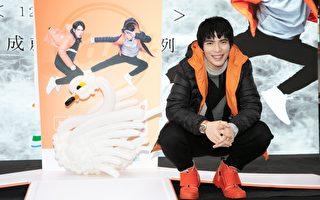 蕭敬騰設計雙面鵝絨外套 要讓歌迷穿得耀眼
