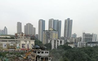 重慶民宅遭強拆4人被拘 公安被指侵權違法