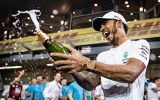 F1收官戰:小漢奪第11冠 創車手積分紀錄