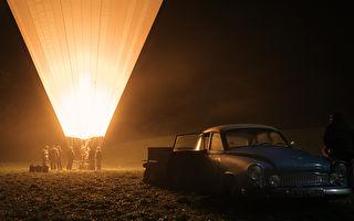 熱氣球逃亡傳奇登大銀幕 好萊塢大導相助