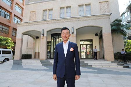 市长候选人林智坚