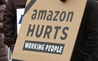 亚马逊航空货运飞行员抗议薪资太低