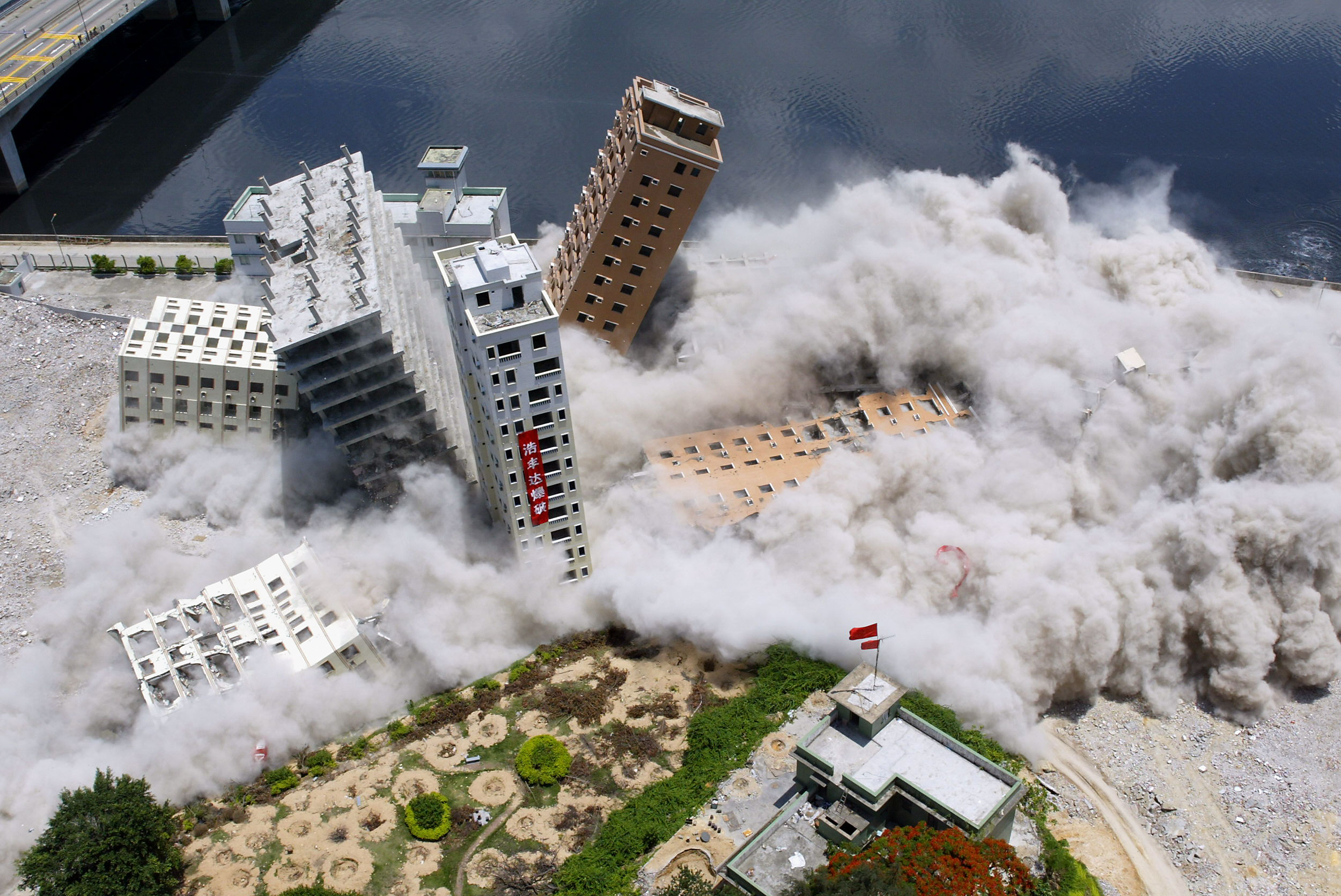 中國大陸經濟學家張明表示,展望2019年,能否控制住房地產風險,是中國防控系統性金融風險的重中之重。圖為示意照。 (AFP)