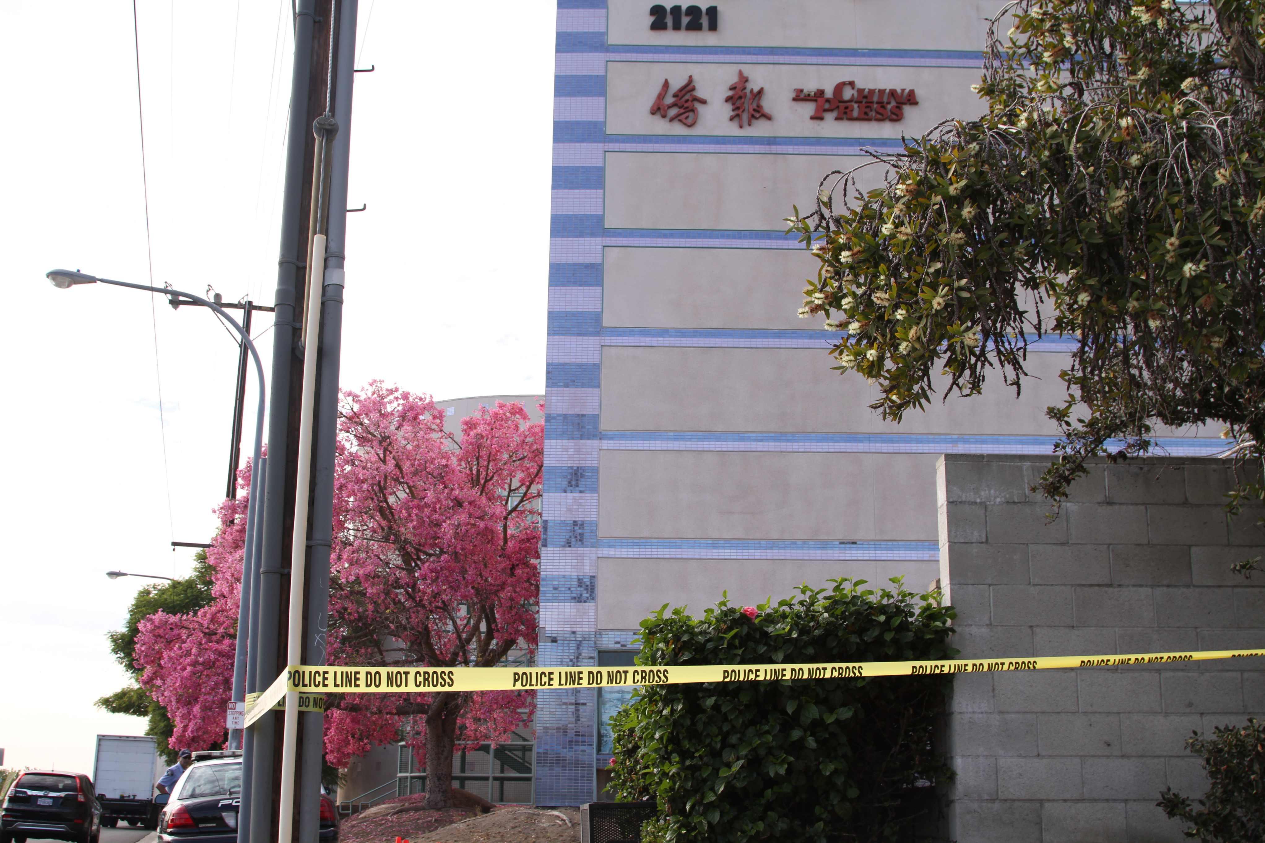 傳洛杉磯僑報槍擊案死者為董事長謝一寧