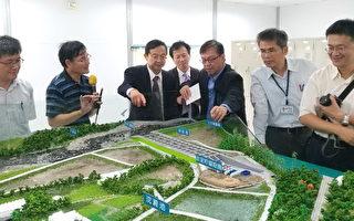 日本專家參訪石門水庫  交流防洪與抗旱經驗