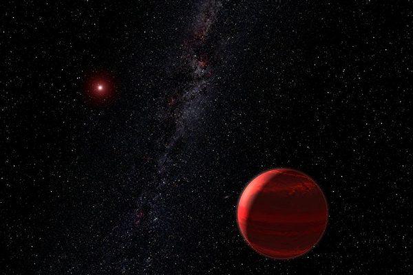 """距地仅6光年 系外超冷""""超级地球""""被发现"""
