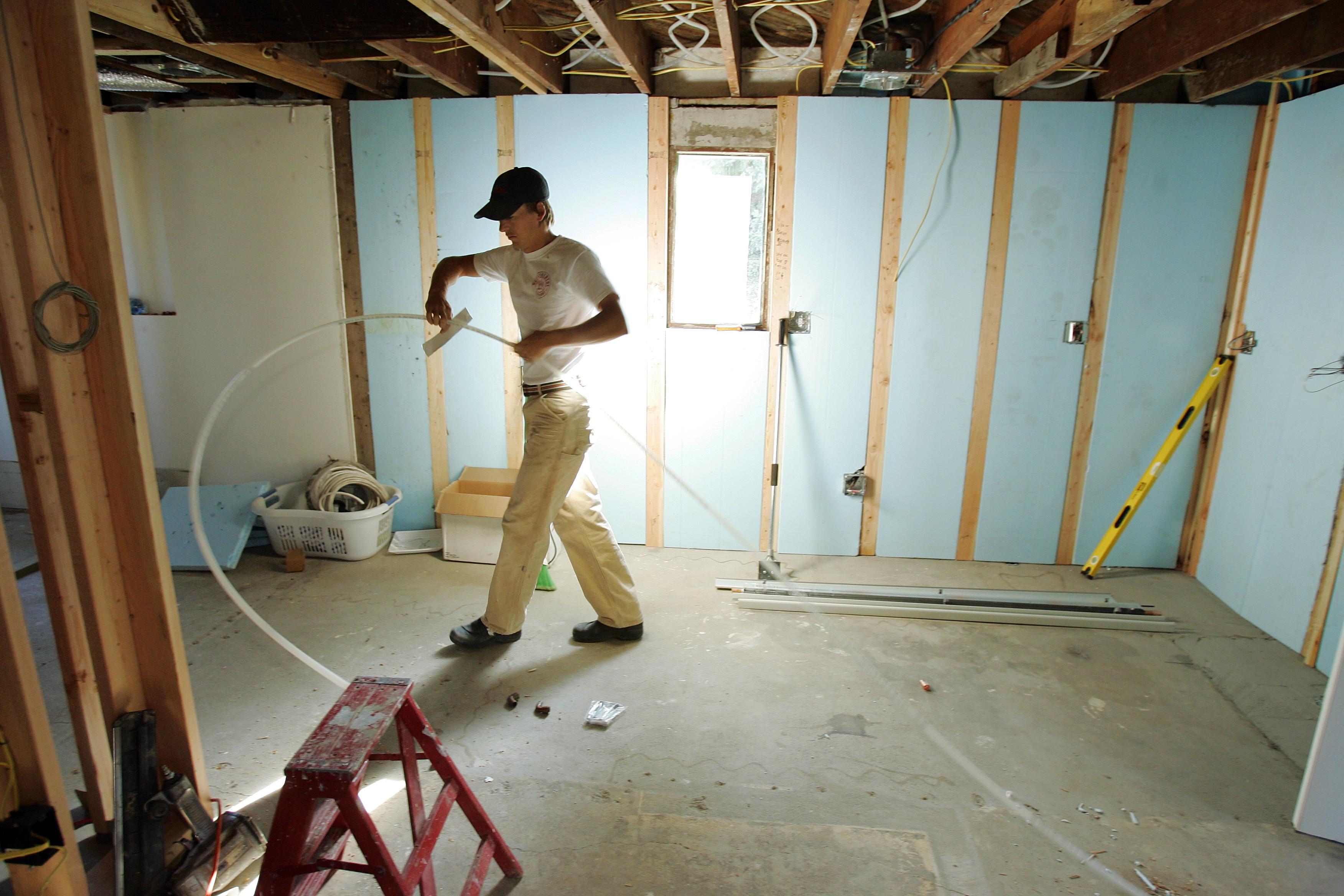 手把手教您從零開始翻修房屋