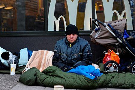 如街头流浪汉等,纽约这个世界大都市也有一些令人不解的现象。