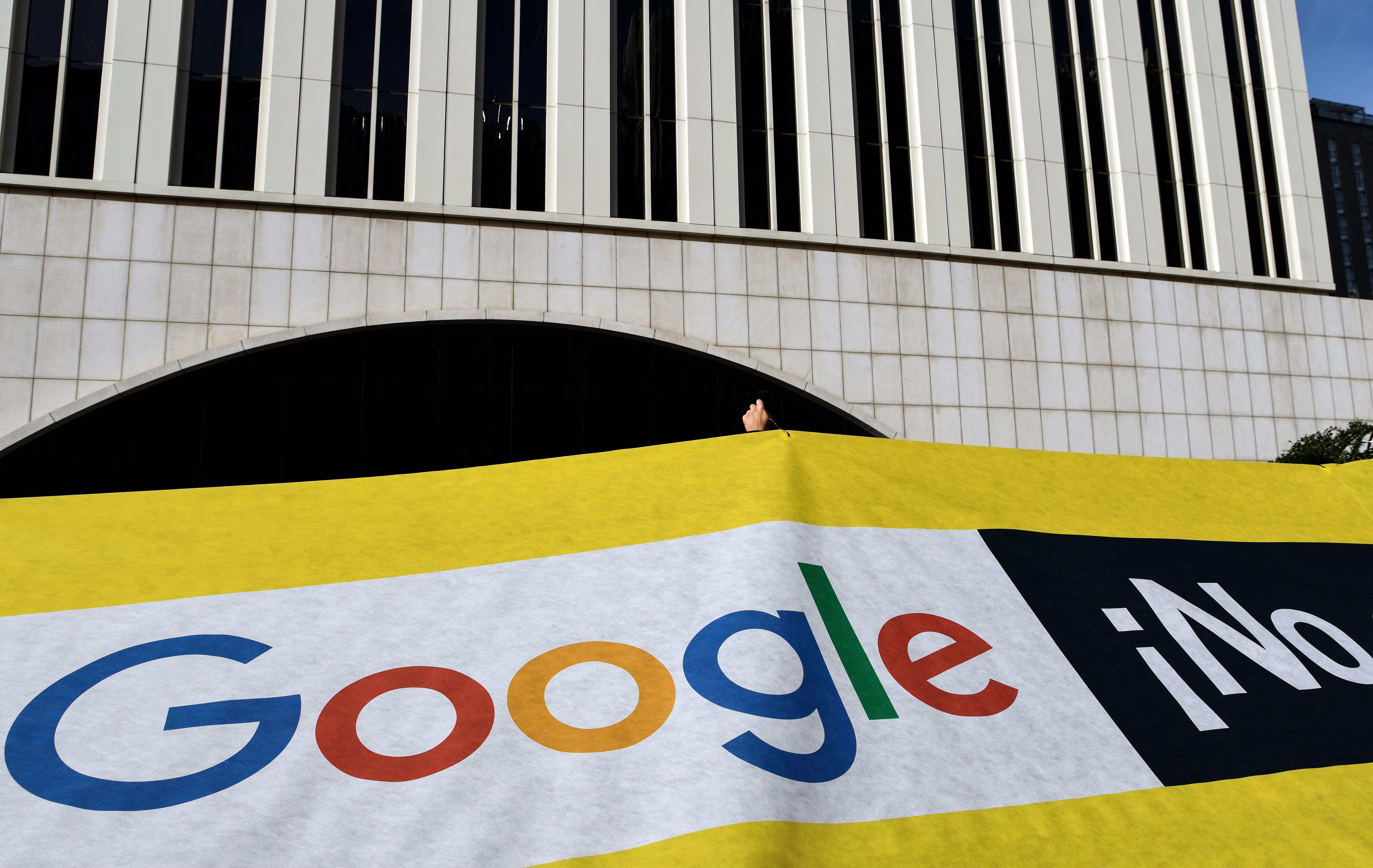 谷歌不幫美軍反幫中共 美軍聯席主席譴責