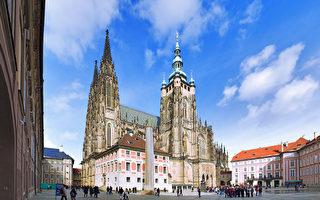 組圖:布拉格空拍美圖 讓人看了很想去旅行