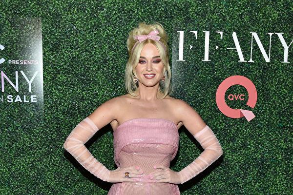 福布斯公布女歌手收入榜單 凱蒂·佩里稱冠
