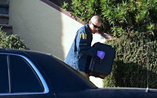 FBI突襲搜查洛市政廳 就像演電影