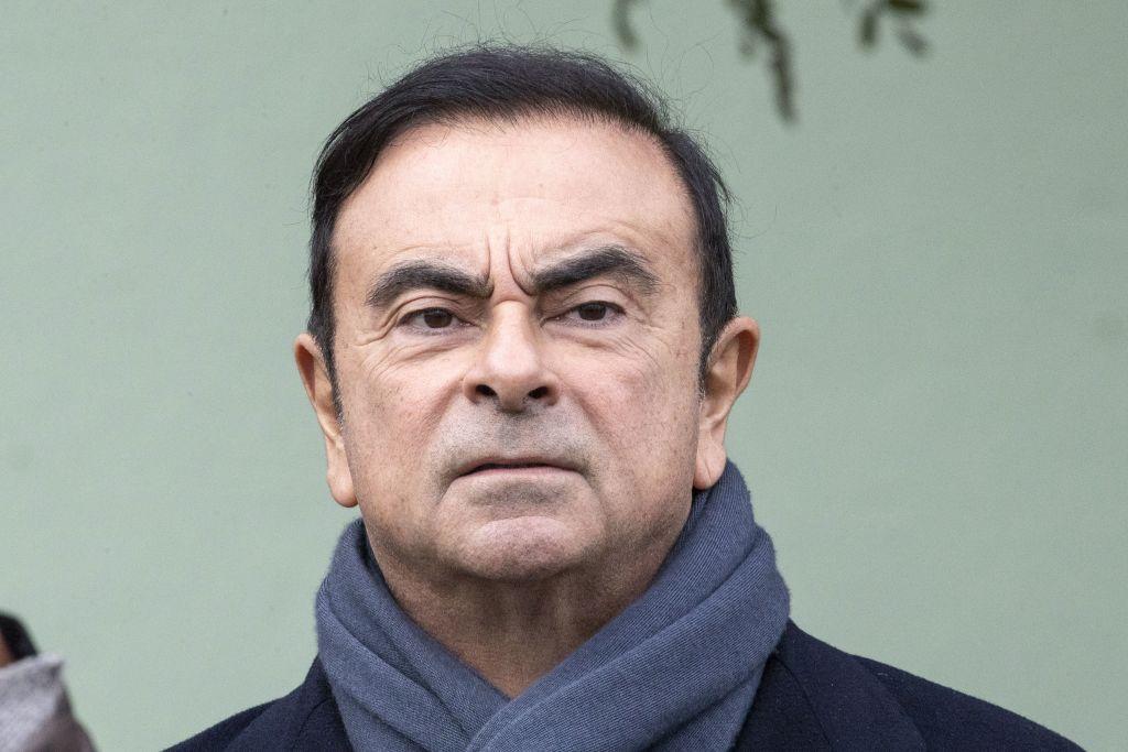 日本汽車業巨擘被捕 雷諾股價暴跌