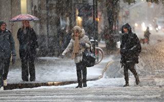 暴风雪肆虐美东 至少8死 逾4千航班延误