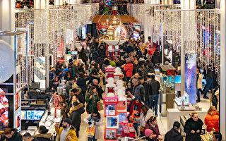 美國感恩節銷售額創紀錄 同比增長逾28%