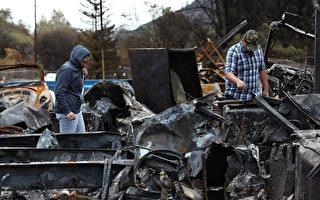 加州最致命野火100%受控