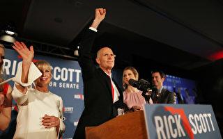 佛州選票起爭議 川普聲援共和黨候選人