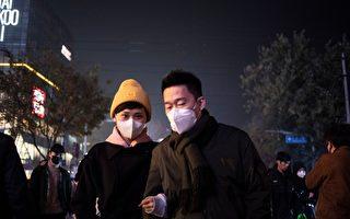 北京PM2.5飆升「在辦公室都得戴口罩」