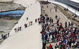 大篷车42人被捕 川普促墨国将移民送回家