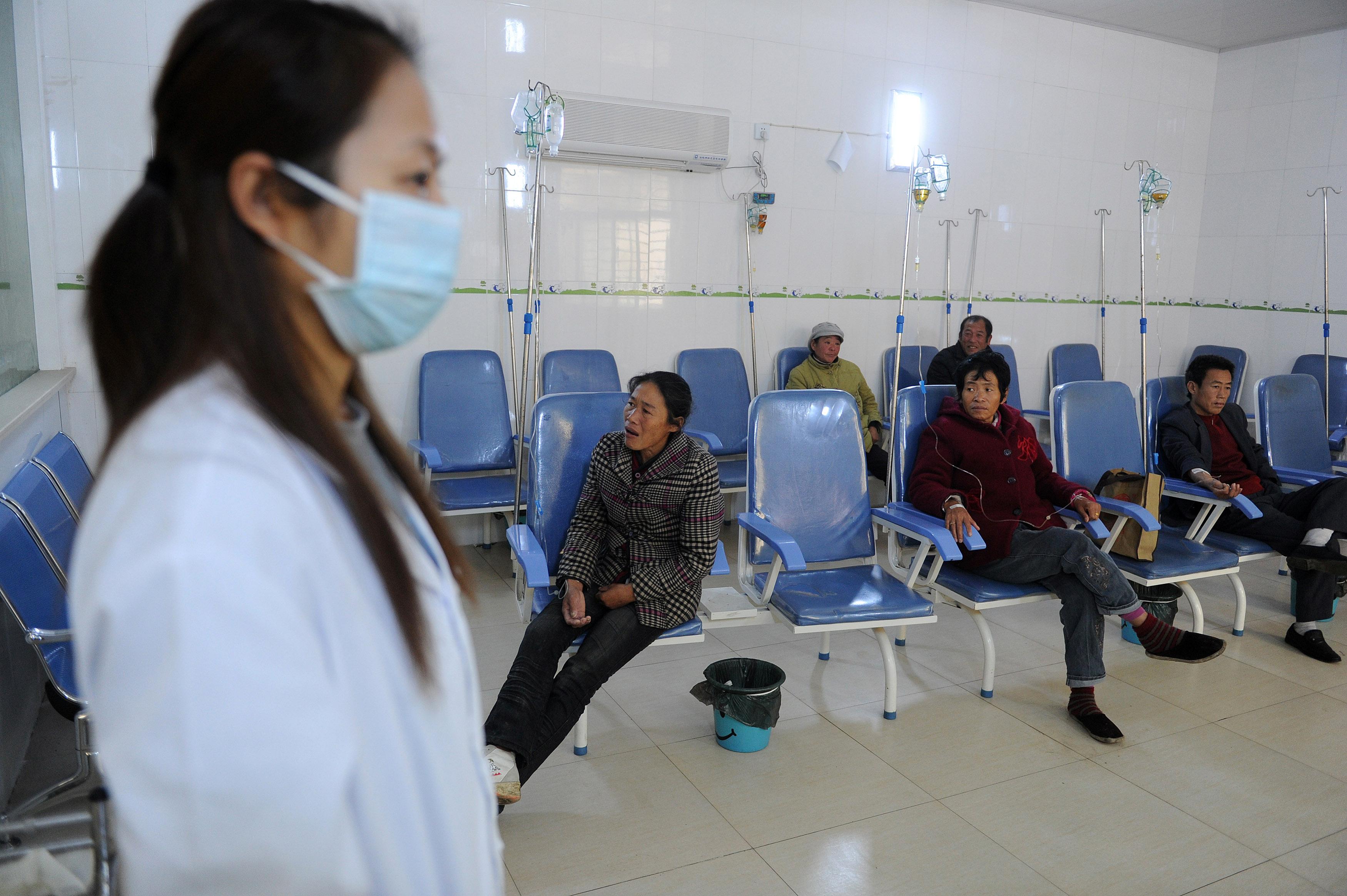 中國艾滋患者增加是因擴大檢測 專家質疑