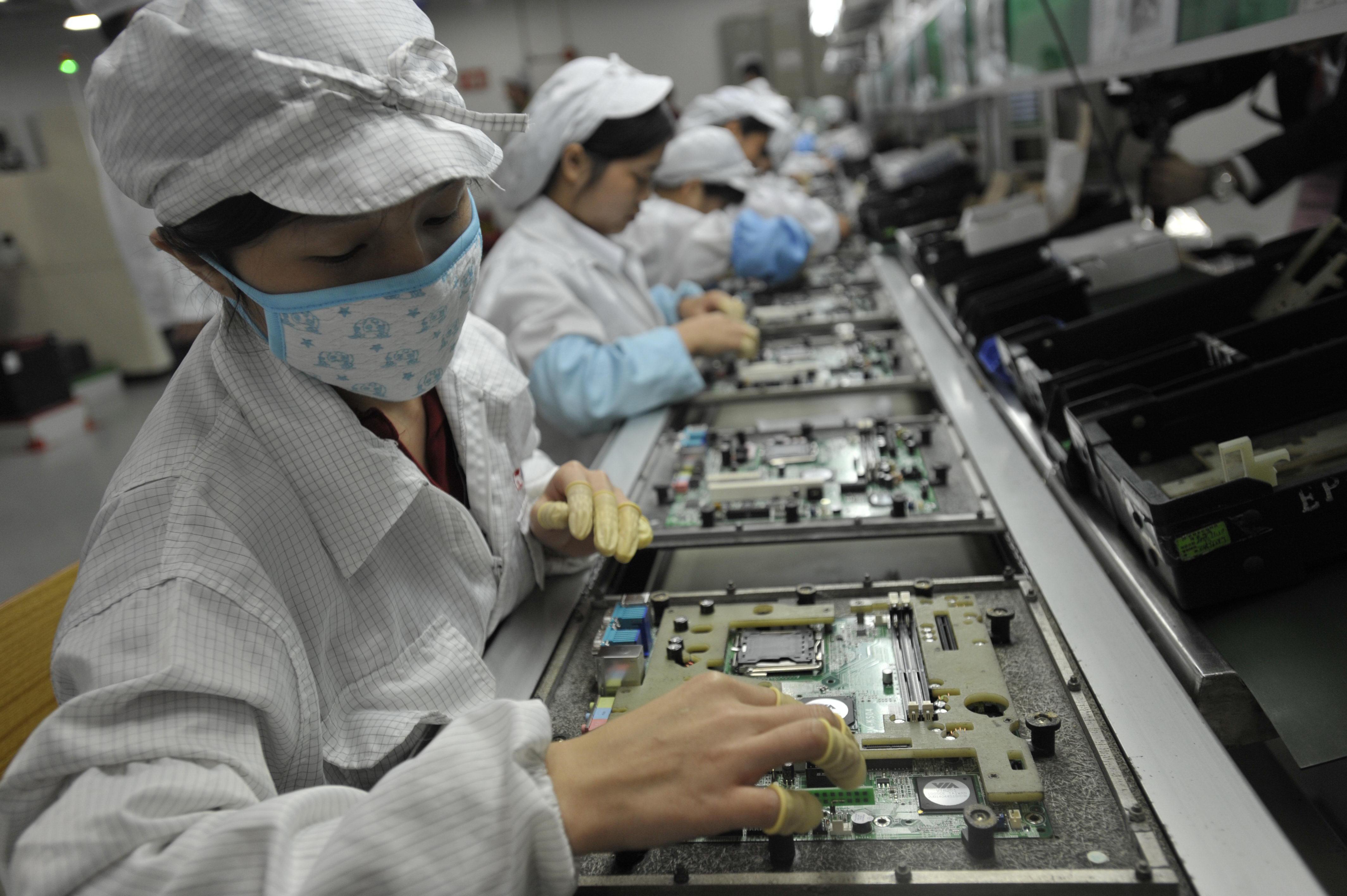 台灣企業為何縮減中國生產規模?