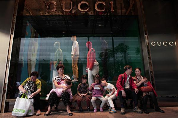 中国游客减少 奢侈品厂商股票下跌
