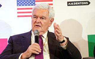 美前眾議長:川普變革不受中期選舉影響