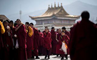 """人权组织:中共训练西藏僧侣当""""啦啦队"""""""
