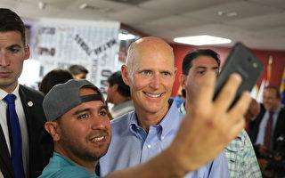 佛州中期選舉重新計票 川普:密切關注