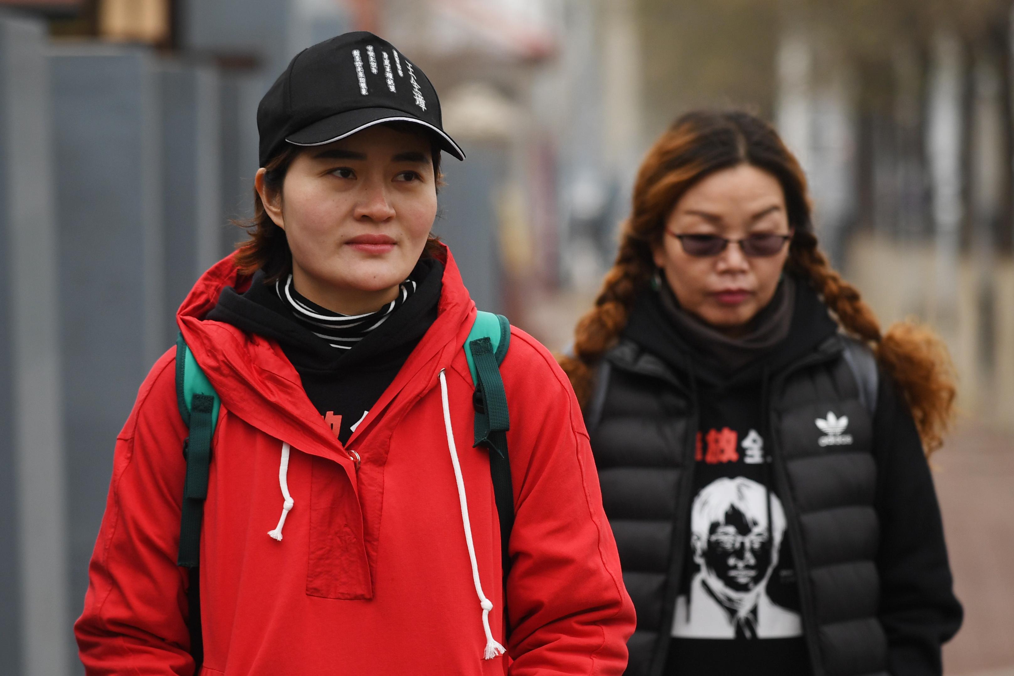 709律師王全璋妻子李文足 獲國際人權獎