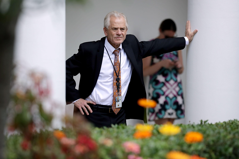 納瓦羅:特朗普主導談判 華爾街勿隨中共起舞