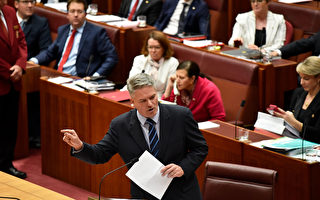 參院通過禁外國政治捐款法案 望為正式法律