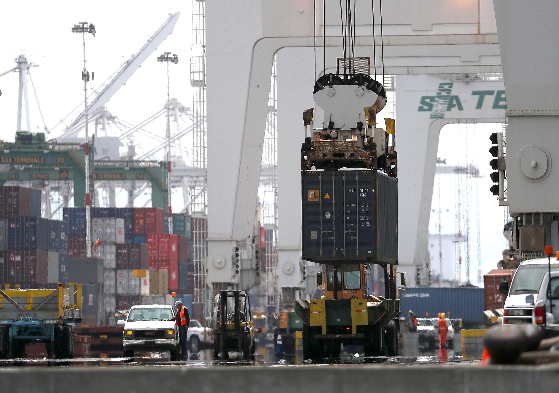 傳中美貿易戰將暫時停火 美貿易代表否認