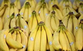航運延誤 全國面臨香蕉短缺