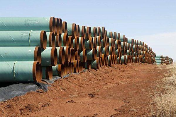 基斯通第四期輸油管項目