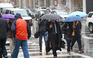 入冬第一场强降雨 旧金山湾区空气质量改善
