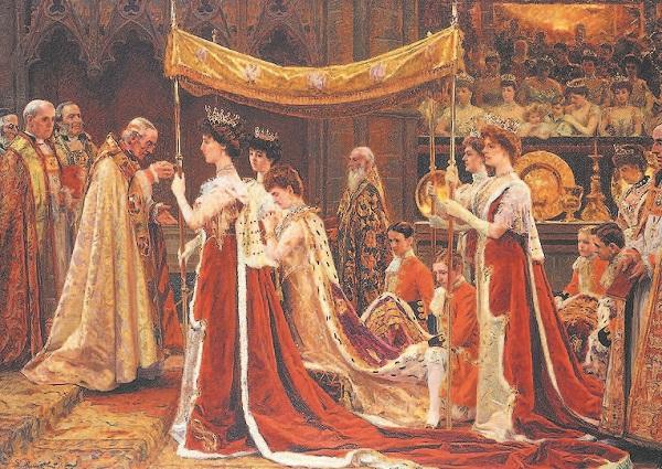 英國價值數百萬鎊鑽石王冠被盜