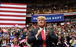 美国会两党分治 川普对华贸易政策仍将强硬