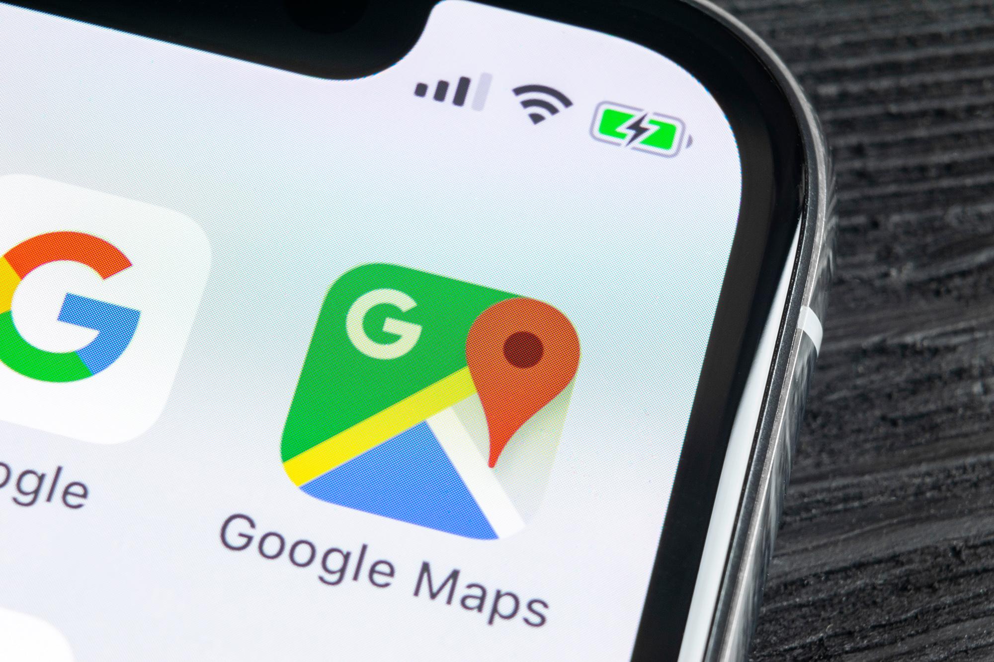 Google地圖邁入15周年 全新功能上線
