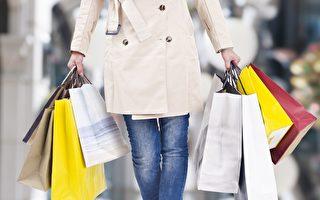 加拿大人黑五購物增加 或搶節禮日風頭