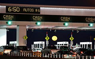 為減少舊金山灣區大橋塞車 收費或將全面電子化