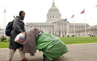 为得到免费酒店住房 无家可归者涌入旧金山