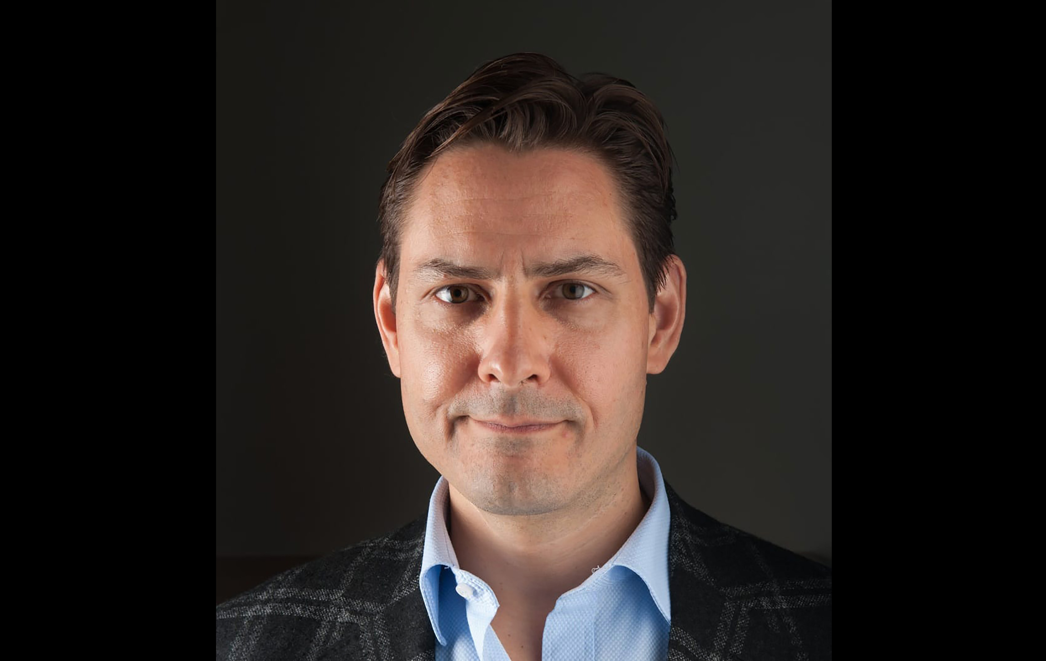 被中共抓捕的康明凱(Michael Kovrig)。(Julie DAVID DE LOSSY/CRISIGROUP/AFP)